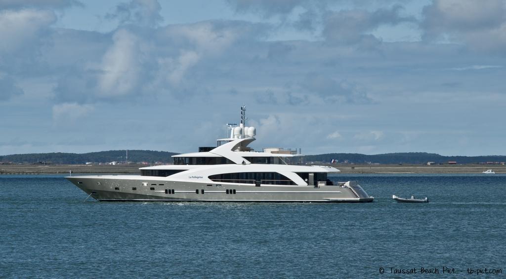 la Pellegrina yacht couach arcachon