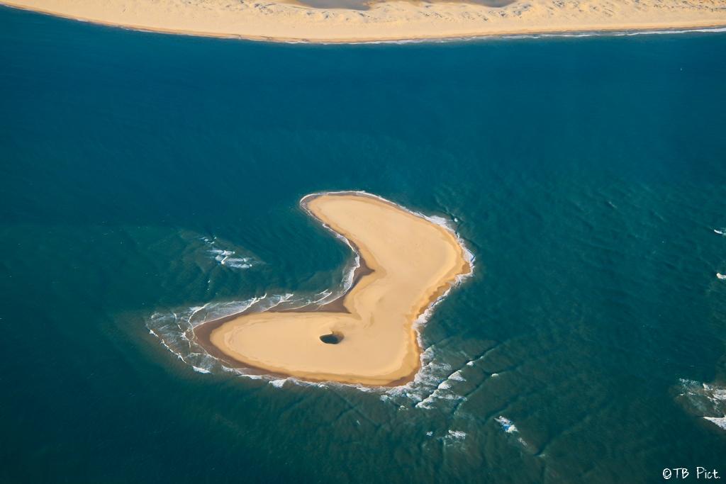 Banc Du Toulinguet Bassin Darcachon Taussat Beach Pictures