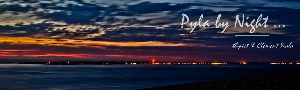 dune du pyla de nuit clément viala tb pict