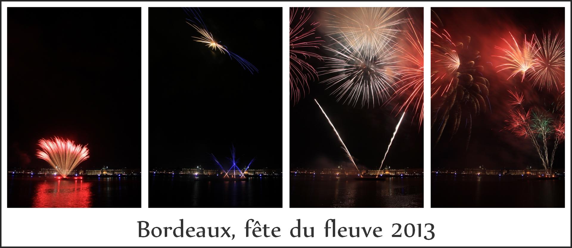Bordeaux, fête du fleuve 2013