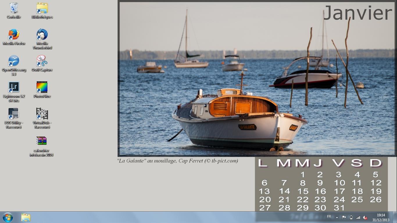 fond d'écran janvier 2014 tb-pict.com infobassin.com